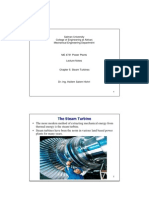 Chapter 5 Steam Turbine