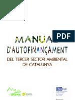Manual d'autofinançament del tercer sector ambiental de Catalunya