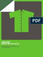 I Guia Sectorial RSE Sector Textil Cas