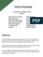 Hiperlipidemia Kel 1