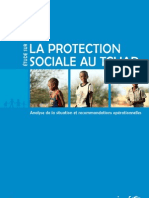 Étude sur la protection sociale au Tchad