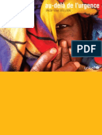 """Au-delà de l'Urgence"", UNICEF Tchad / ""Beyond the Emergency"", UNICEF Chad -- 2012 - 2016"