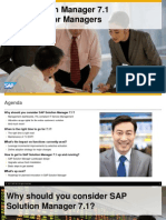 SAP Managers Essentials 7.1