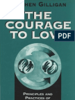 Stephen Gilligan - The Courage to Love