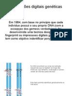 ppt fingerprint e PCR.odp