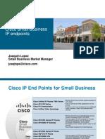 SPA_Cisco SB IP End Point Presentation .pdf