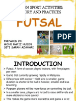 Introduction FUTSAL
