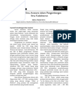 Peranan Ilmu Anatomi Dalam Pengembangan Ilmu Kedokteran