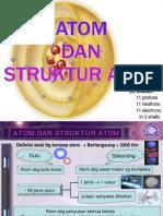 BAB 2 Atom & Struktur Atom