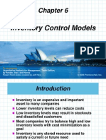 Inventory Control ppt