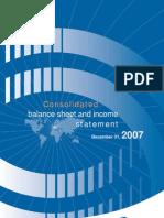 Comptes 31dec 2007 En