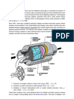 3 Way Catalytic Converter