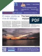 N05 Noviembre2012 W2Málaga - Welcome to Málaga