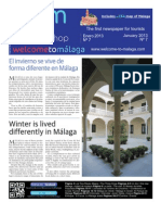 N07 Enero 2013 W2Málaga - Welcome to Málaga