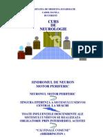 UMF Carol Davila. Neurologie Curs 2. Neuron Periferic