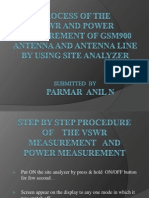 Vswr Measurement Ppt