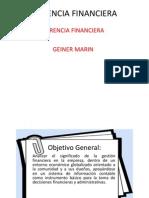 Aspectos Basicos de Gerencia Financiera