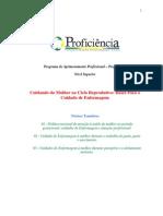 Livro - Cuidando Da Mulher No Ciclo Reprodutivo - Proficiencia