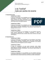 Descrição por partes TestDaF
