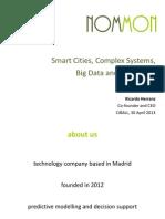 Nommon Smart Cities CSS BigData