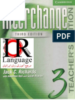 Interchange 3 Teachers Book [Www.irlanguage.رcom]