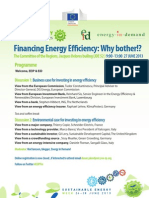 EEIP & EiD 'Financing Energy Efficiency