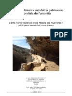 Eremi Celestiniani Candidati a Patrimonio Mondiale dell'umanità