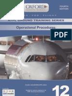 Book 12 Operational procedures