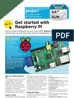Memulai Raspberry Pi Project