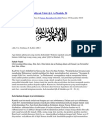 Menggugat Hukum Jahiliyyah Tafsir 45