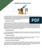 HIGIENE DOS CÃES E GATOS.docx