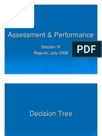 Assessment and Performance