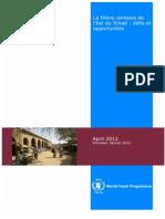 """""""La filière céréales de l'Est du Tchad"""