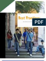 Best Practices Monograph