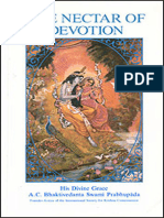 The Nectar of Devotion 1970 Edition by a.C. Bhaktivedanta Swami Prabhupada