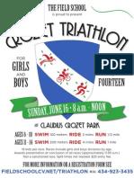 Crozet Triathlon