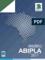 Abiplas Anuario Brasil Surfactants 2011