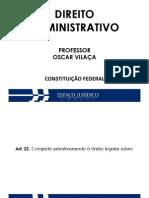 Slides Direito Administrativo - Oscar Vilaça