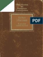 Marcuse, Herbert - El Hombre Unidimensional[1]