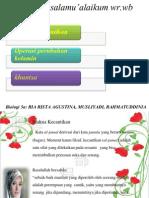 Kel. 7 - Hukum Operasi Kecantika, Operasi perubahan kelamin, dan Status Khuntsa.pptx