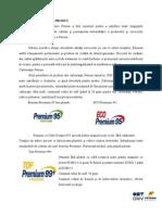 Politici de marketing OMV-Petrom