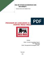 Program de Loializare Mega Image