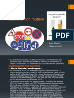 La Prevention Routiere