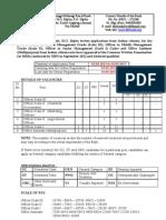 LDRB Officer and Office Asst 06052013 (1)