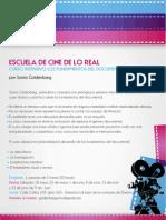 Escuela de Cine