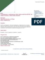 Progettazione e Realizzazione Delle Cabine Elettriche MTBT