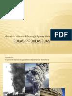 Clase 4 -Rocas Piroclasticas