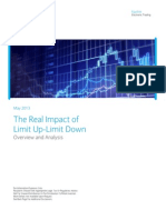 The Real Impact of Limit Up-Limit Down