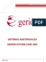 Gerion System Care 3000 Memoria