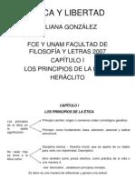 HERACLITO ÉTICA Y LIBERTAD